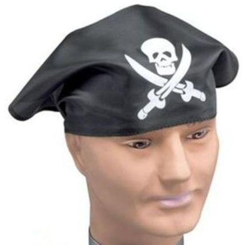 Pirate Bandana Fancy Dress Costume Accesory