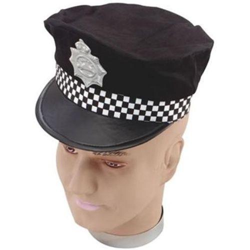 Police Panda Car Hat Fancy Dress Costume Accessory