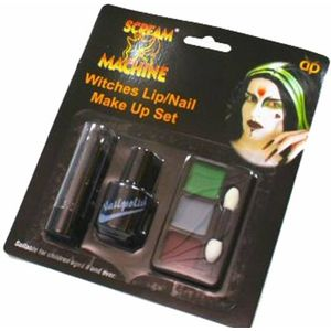 Witchs Make Up Set