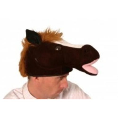 Horse Fancy Dress Animal Hat