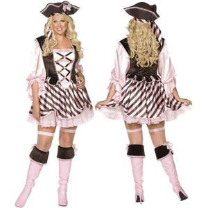 Sexy Pirate Lady Plus Size Costume Size 20-22