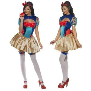 Sexy Snow White Costume Size12-14