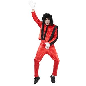 Michael Jackson Thriller Costume Size L-XL