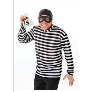 Burglar Costume Size M-L