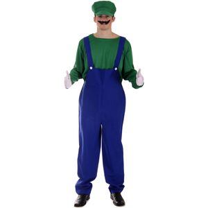 Super Mario Luigi Style Costume (M-L)