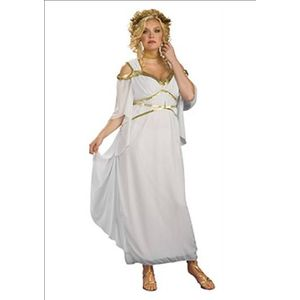 Roman/Greek Goddess Toga Costume Size 16-18