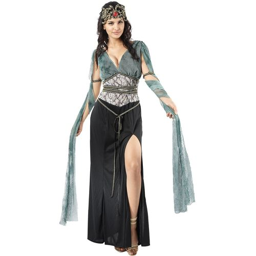 Medusa Fancy Dress Costme One Size Fits Most Uk Size 10-14