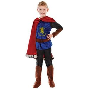 Childs Medieval Prince/Knight Costume Age 6-9 Years