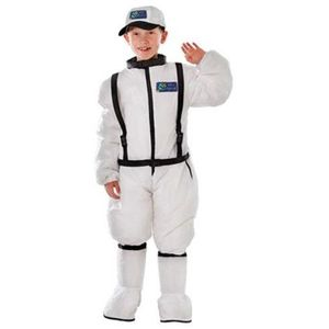 Childs Astronaut Space Explorer Costume Age 6-9 Years