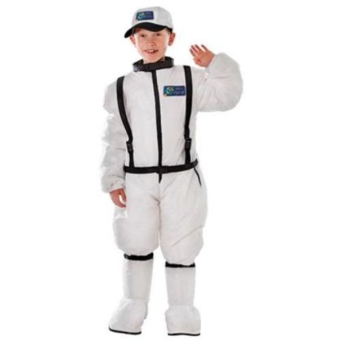 Childs Astronaut Space Explorer Fancy Dress Costume Age 6-9 Years