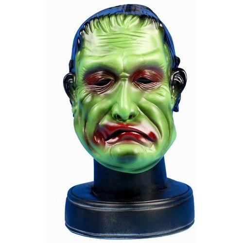 Frankenstein Monster Rubber Face Mask Halloween & Fancy Dress Accessory