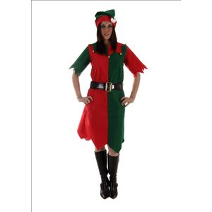 Elf Lady Costume Size 12-16