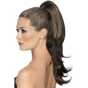 Clip In Hair Extension (Brown)