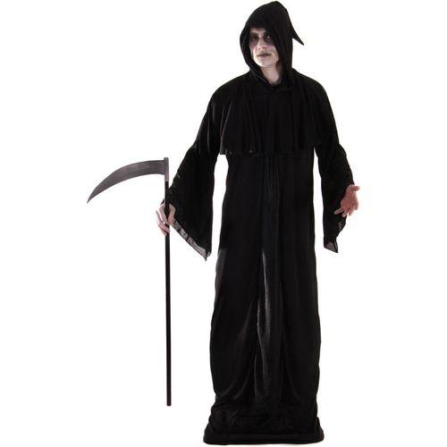 Death Fancy Dress Halloween Plus Size Costume