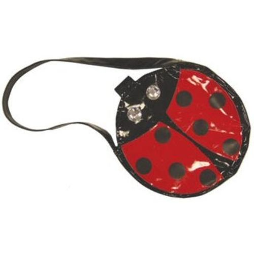 Lady Bird Handbag Fancy Dress Costume Accessory