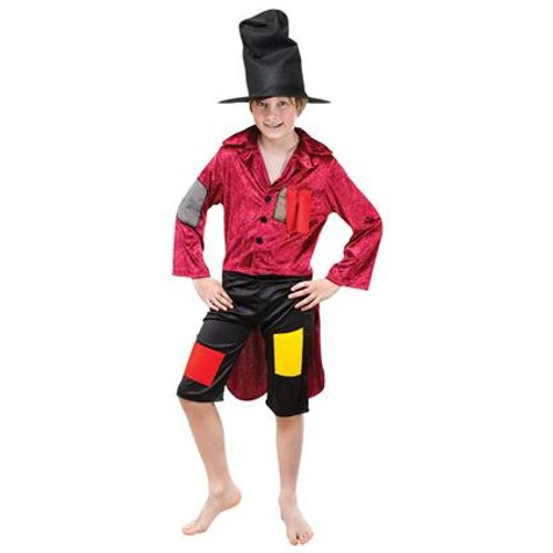 Childs Artful Dodger Victorian Fancy Dress Costume Age 8-9 Years