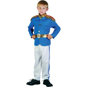 Childs Prince Costume Age 7-9 Years