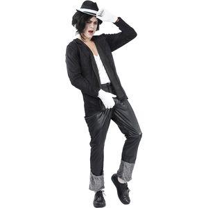 Jackson 1980s Popstar Style Costume (M-L)