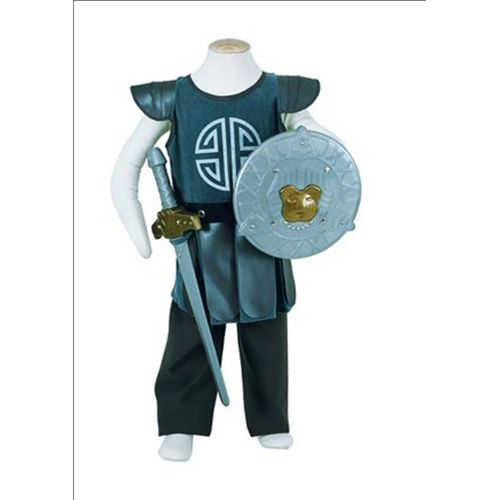 Childs Gladiator Fancy Dress Costume Age 3-5 Years