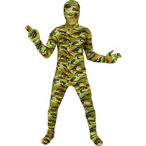 Childs Commando Official Morphsuit Age 8-10 Years
