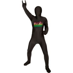 Childs Raver Official Morphsuit Age 8-10 Years