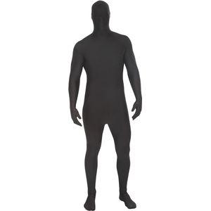 Black Official M Suit Morphsuit Size L