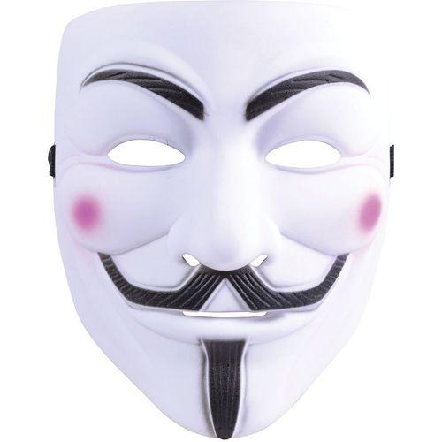 V For Vendetta Anonymous Mask Fancy Dress Halloween Mask