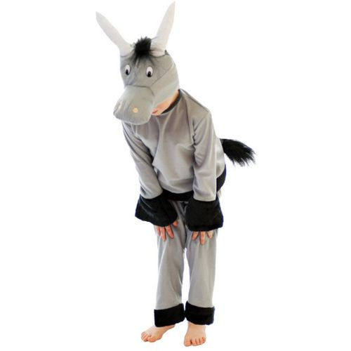 Childs Donkey Fancy Dress Costume Age 7-9 Years