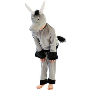 Childs Donkey Costume Age 10-12 Years