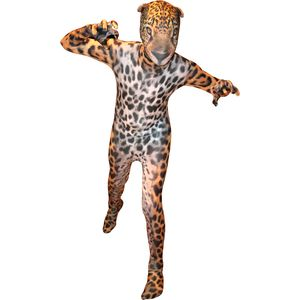Childs Jaguar Official Morphsuit Age 8-10 Years