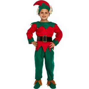 Childs Elf Costume Age 4-6 Years