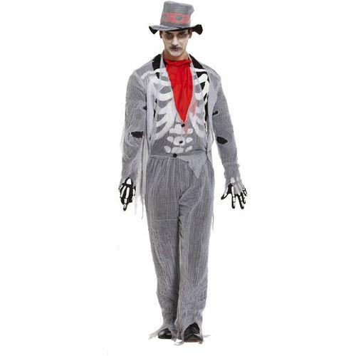 Voodoo Man Halloween Fancy Dress Costume One Size Fits Most