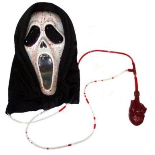 Bloody FX Scream Mask Halloween Fancy Dress