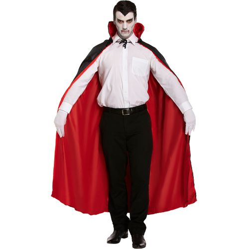 Dracula Vampire Halloween Cape Cloak Fancy Dress