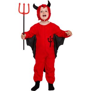Childs Devil Fancy Dress Toddler Age 3 Years
