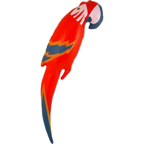 Inflatable Parrot 75cm Fun Hen Stag Pool Pirate Party Fancy Dress