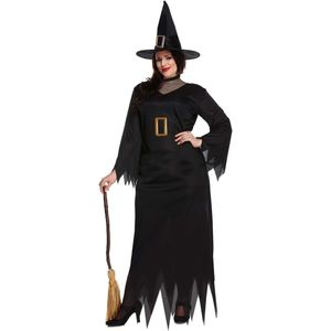 Black Witch Costume Size 14-16