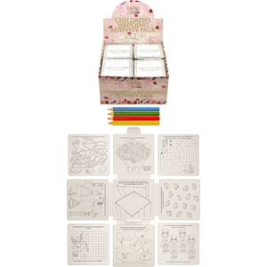 Childrens Wedding Activity Set 12 Pack