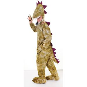 Dinosaur Big Head Mascot Costume
