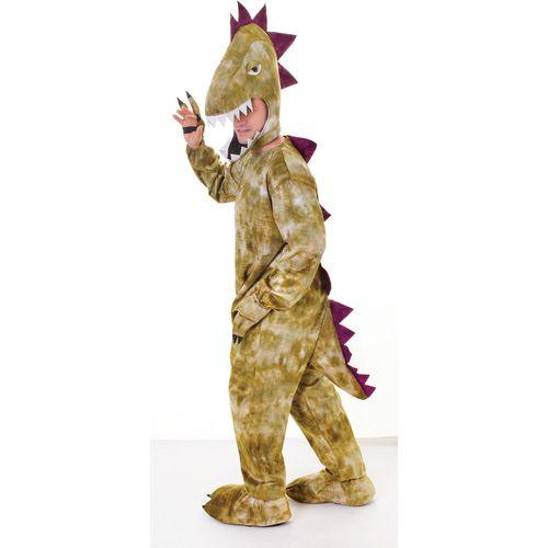 Dinosaur Big Head Mascot Costume Kids Party Fun Adult Fancy Dress Costume