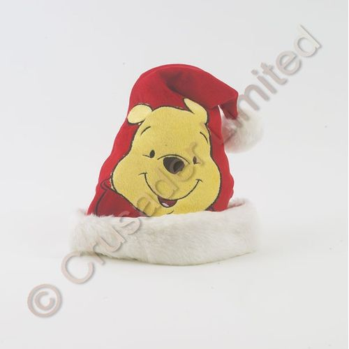 Disney Winnie The Pooh Novelty Christmas Hat