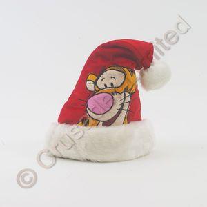 Childs Disney Tigger Novelty Christmas Hat