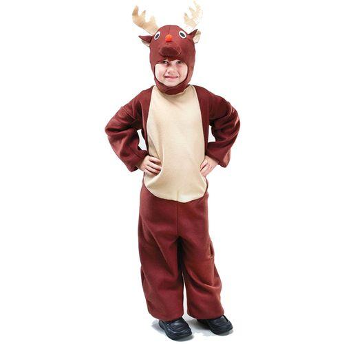 Reindeer Childrens Costume Onesie Xmas Christmas