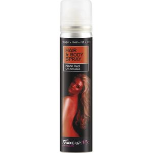 Hair & Body Spray (UV Red) 75ml