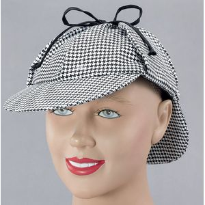 Sherlock Holmes Detective Hat