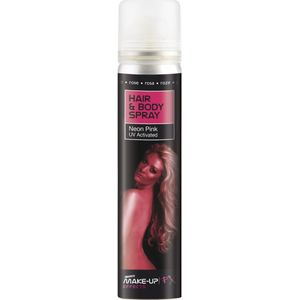 Hair & Body Spray (UV Pink) 75ml