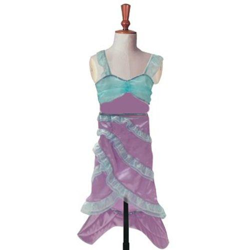 Childs Mermaid Fancy Dress Costume Age 6-8 Years