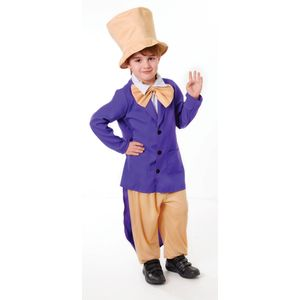 Childs Chocolate Factory Boss Costume Age 7-9 Years