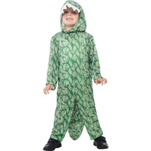 Childs Dinosaur Animal Onesie Fancy Dress Costume Age 10-12 Years