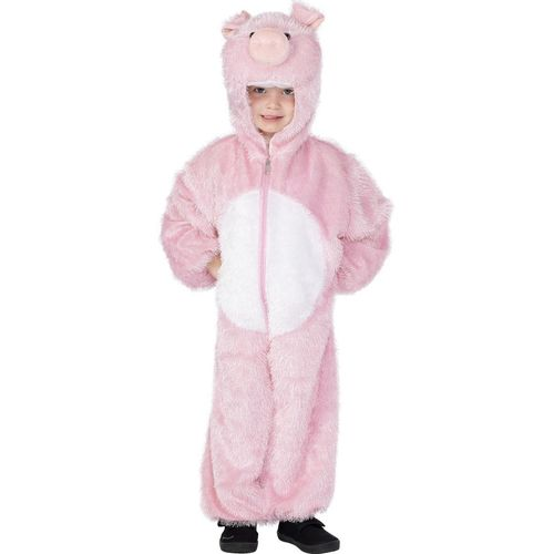 Childs Pig Animal Onesie Fancy Dress Costume Age 4 -6 Years